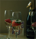 Enjoy a bottle of fine with this romantic Package